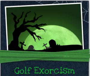 Halloween Golf Tournament